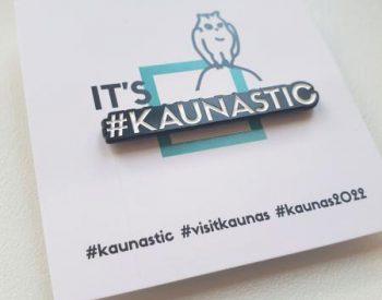 "Pin ""#kaunastic"