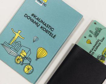 Kaunastic gift card